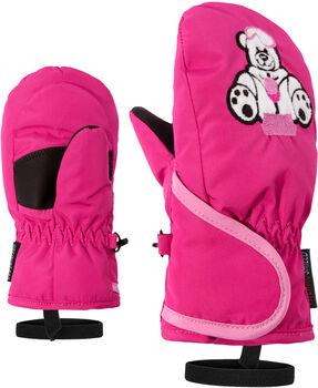 Ziener  Lollo AS Minis gy.síkesztyû rózsaszín