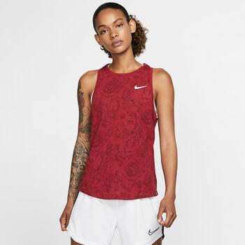 Nike ENT W TANK PRESEASON női labdarúgó póló Nők piros