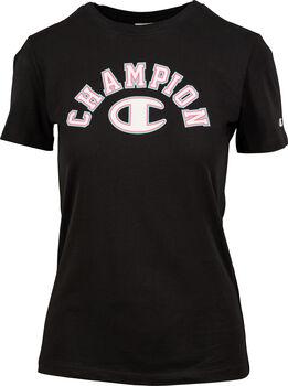 Champion Crewneck női póló Nők fekete