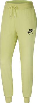 Nike Air Fleece női melegítőnadrág Nők sárga