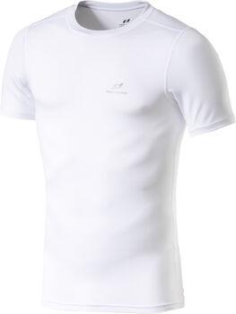 PRO TOUCH Keene UX felnőtt kompressziós póló Férfiak fehér