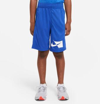 Nike Dri-FIT gyerek rövidnadrág kék