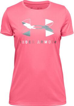 UNDER ARMOUR Lány-T-shirt rózsaszín