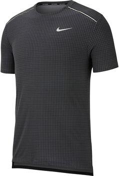 Nike Miler Tech Top férfi póló Férfiak fekete