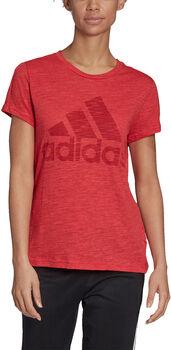 adidas  W WINNERS TEEnői póló Nők piros