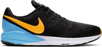 Nike Air Zoom Structure 22 férfi futócipő Férfiak fekete