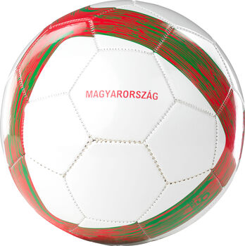 NOBRAND Magyarország focilabda fehér
