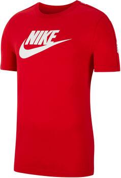 Nike Sportswear Hybrid férfi póló Férfiak piros