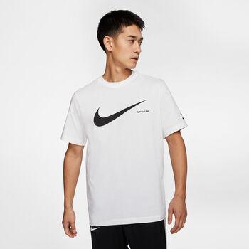 Nike Sportswear Swoosh HBR férfi póló Férfiak fehér