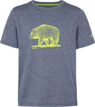 McKINLEY Fiú-T-shirt Zorra kék