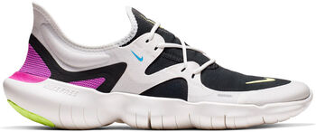 Nike Free RN 5.0 férfi futócipő Férfiak fehér