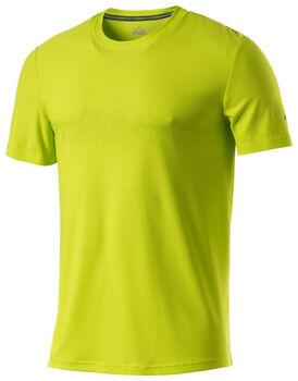 McKINLEY Active Klay férfi póló Férfiak sárga