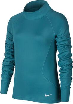 Nike G Np Wm Ls Top lány zöld
