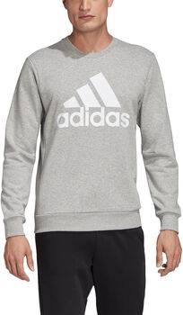 adidas Must Have Badge Of Sport férfi pulóver Férfiak szürke