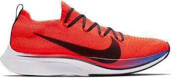Nike Vaporfly 4% Flyknit férfi futócipő Férfiak piros