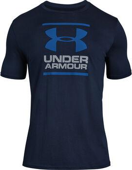 Under Armour GL Foundation férfi póló Férfiak kék