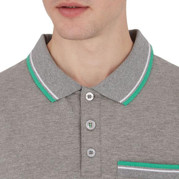 Jack II férfi galléros póló
