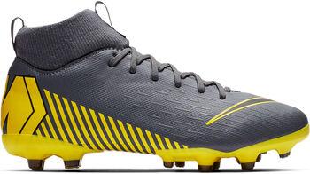 Nike Superfly 6 Academy MG gyerek stoplis focicipő Fiú szürke