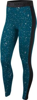 Nike Pro Warm Starry Night női nadrág Nők türkiz