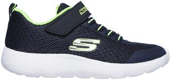 Skechers Dyna-Lite gyerek fitneszcipő kék