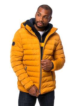 Heavy Tools  Nack20férfi kapucnis kabát Férfiak sárga