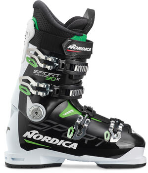 Nordica Sportmachine 90X férfi sícipő Férfiak fekete