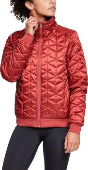 Under Armour ColdGear® Reactor Performance női kabát Nők rózsaszín