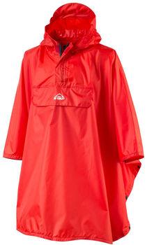 McKINLEY Lambaol II jrs gyerek esőkabát piros