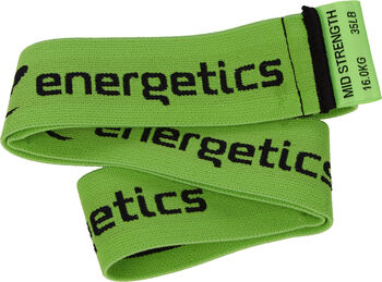 ENERGETICS Mini Band Comfort erősítő szalag zöld