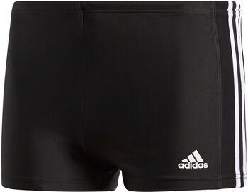 adidas Essence Core 3S Boxer férfi száras fürdőnadrág Férfiak fekete