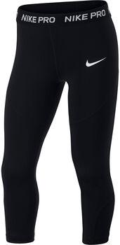 Nike G Np Cpri lány capri nadrág fekete