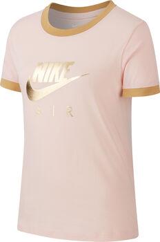 NIKE Lány-T-shirt G NSW rózsaszín