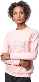 Heavy Tools Delozia női pulóver Nők rózsaszín