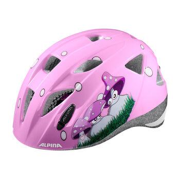 ALPINA Ximo Inmold gyerek kerékpáros sisak rózsaszín
