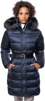 Heavy Tools Nomina női kapucnis kabát Nők kék