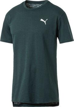 Puma Energy SS férfi póló Férfiak zöld