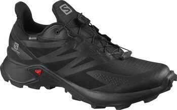 Salomon Supercross Blast GTX férfi terepfutó cipő Férfiak fekete