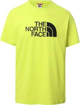 The North Face M S/S Easy férfi póló Férfiak zöld