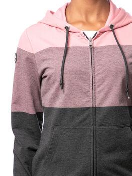 Heavy Tools Solida női kapucnis felső Nők rózsaszín