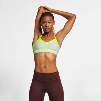 Nike Flyknit Indy Bra sportmelltartó Nők szürke