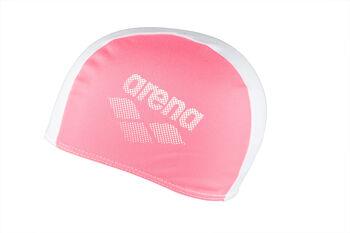 Arena Poliester II gyerek úszósapka rózsaszín