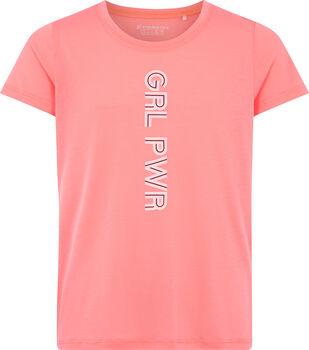 ENERGETICS Garianna lány póló rózsaszín