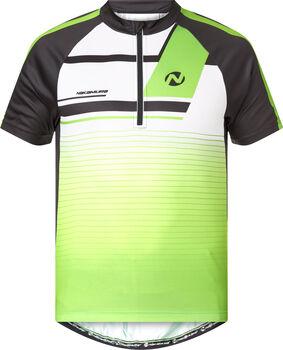 NAKAMURA  Ferdiférfi kerékpáros trikó Férfiak zöld
