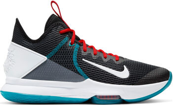 Nike Lebron Witness IV férfi kosárlabdacipő Férfiak fekete