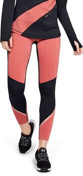 Under Armour ColdGear® Armour Graphic női leggings Nők rózsaszín