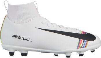Nike CR7 Jr. Superfly 6 Club MG gyerek stoplis focicipő Fiú fehér