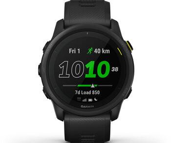 Garmin Forerunner 745 GPS-es futó okosóra fekete