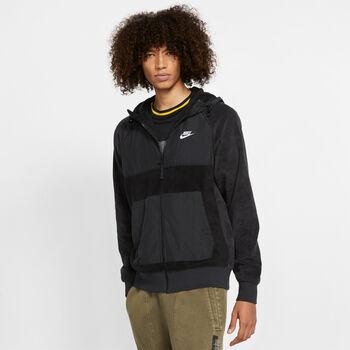 Nike M Nsw Ce Hoodie Fz  férfi kapucnis felső Férfiak fekete