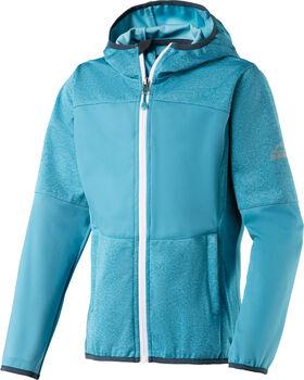 McKINLEY Clement 5.8 lány softshell kabát kék