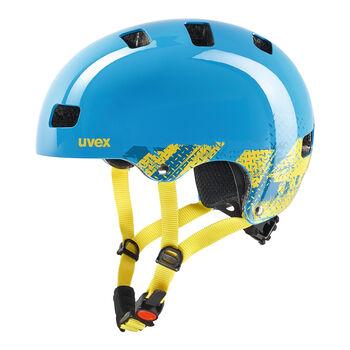 Uvex Kid III gyerek kerékpáros sisak kék